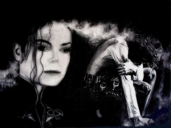 Michael Jackson by Domine